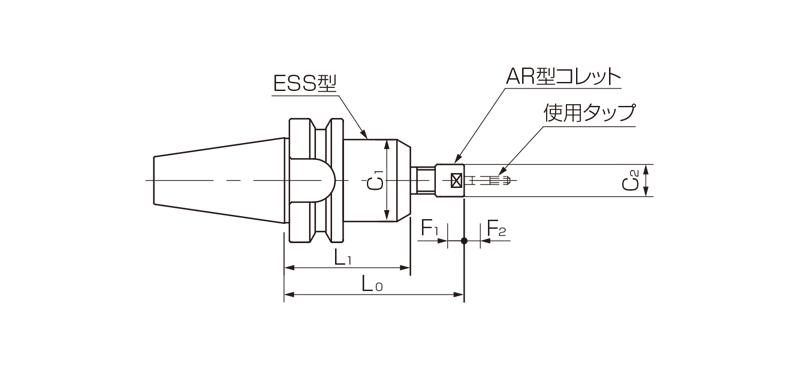Model BT-ESS