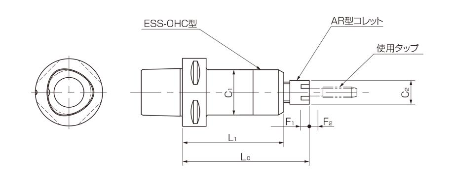 Model C-ESS-OHC