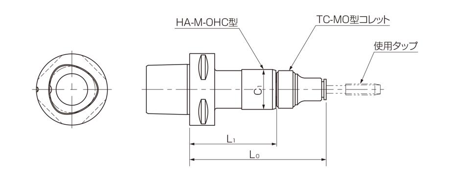 Model C-HA-M-OHC