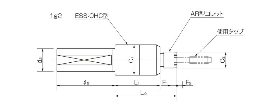 Model STT-ESS-OHC