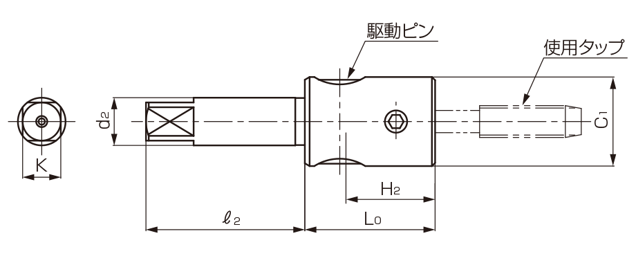 汎用機用-P型