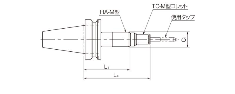 Model DBT-HA-M
