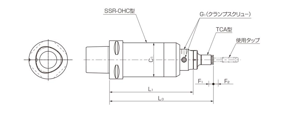 C-SSR-OHC型