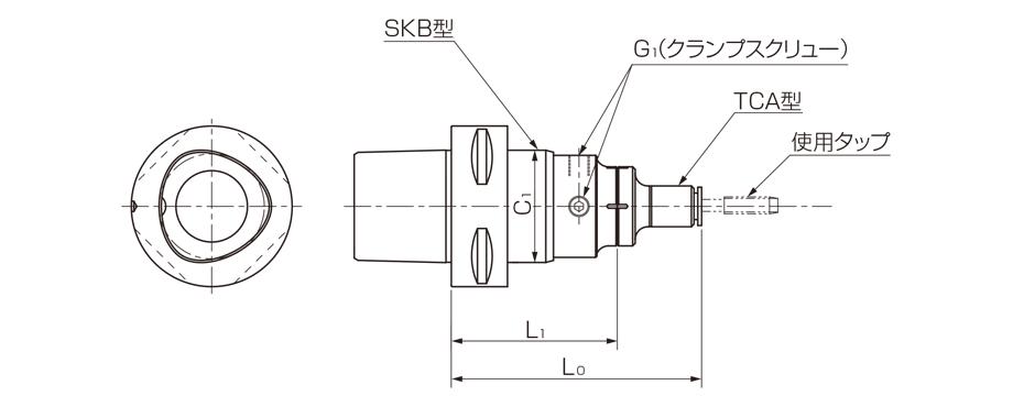 C-SKB型