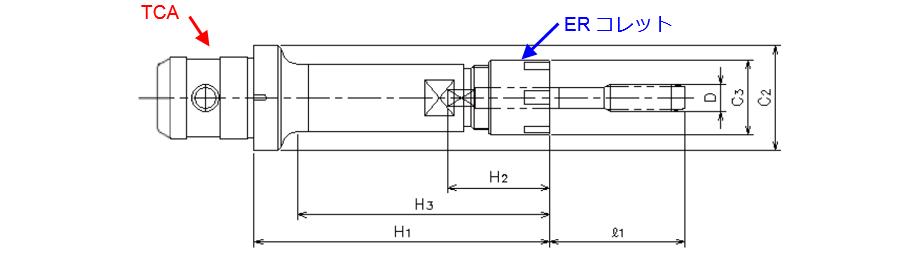 TCA-ER型