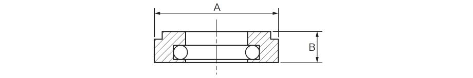 DS/ER型 専用シーリングディスク